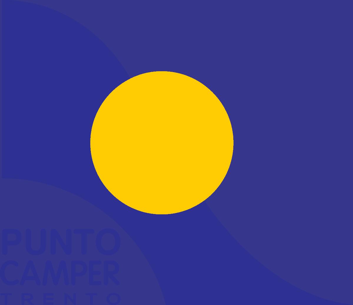 punto camper trento logo